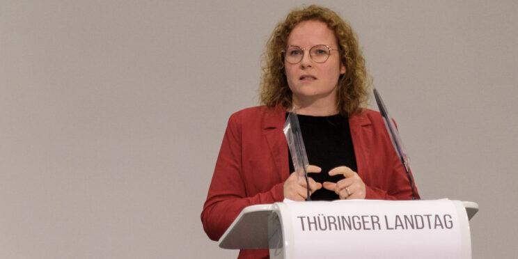 Franziska Baum MdL Thüringen FDP-Fraktion findet ein Schulkonto für jede Schule sinnvoll